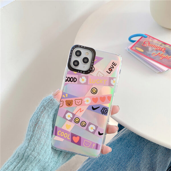 Creative Protective Silicone iPhone 12 11 XS Max 8 7 Plus Case IPS112_2