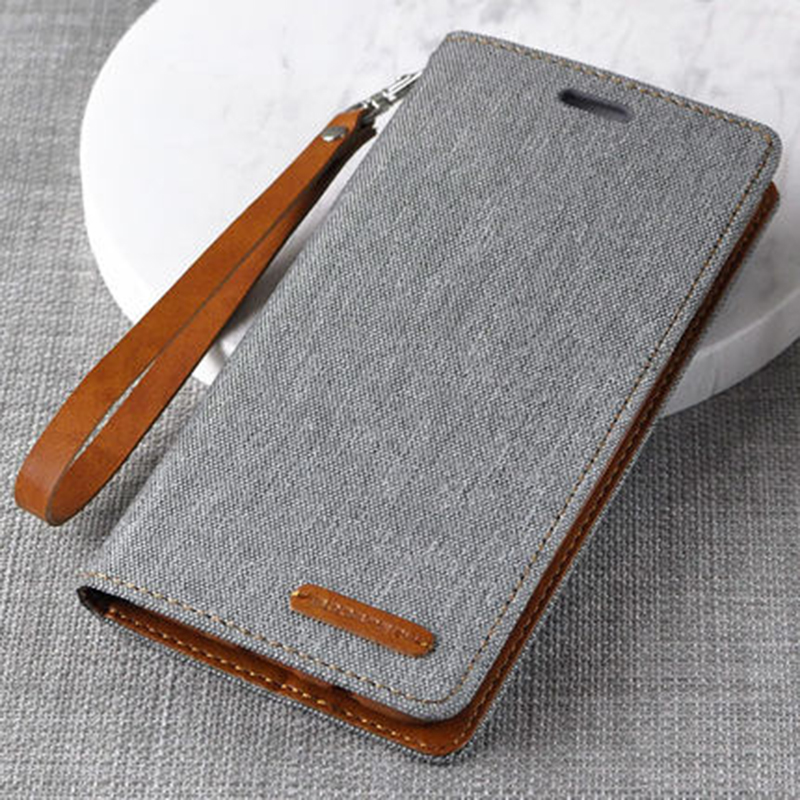 Leather Clamshell Case Cover For Samsung S9 And Plus With Lanyard SG907_2