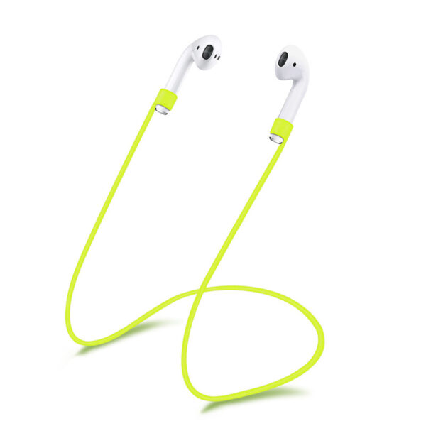 Silicone Anti Drop AirPods Bluetooth Headset Lanyard BTE11_2