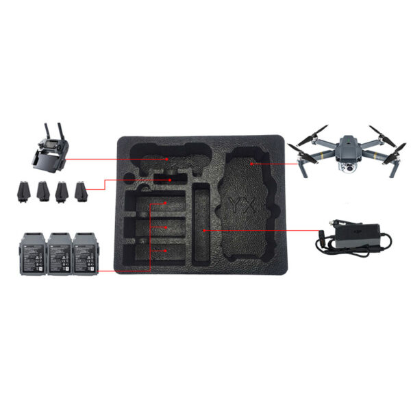 DJI Mavic Pro Backpack Waterproof Storage Suitcase MFB19_2