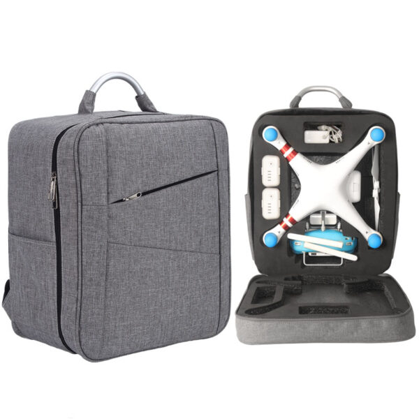 DJI Phantom 4 Pro 3 Pro Advanced Standard Backpack Canvas Bag MFB18_4