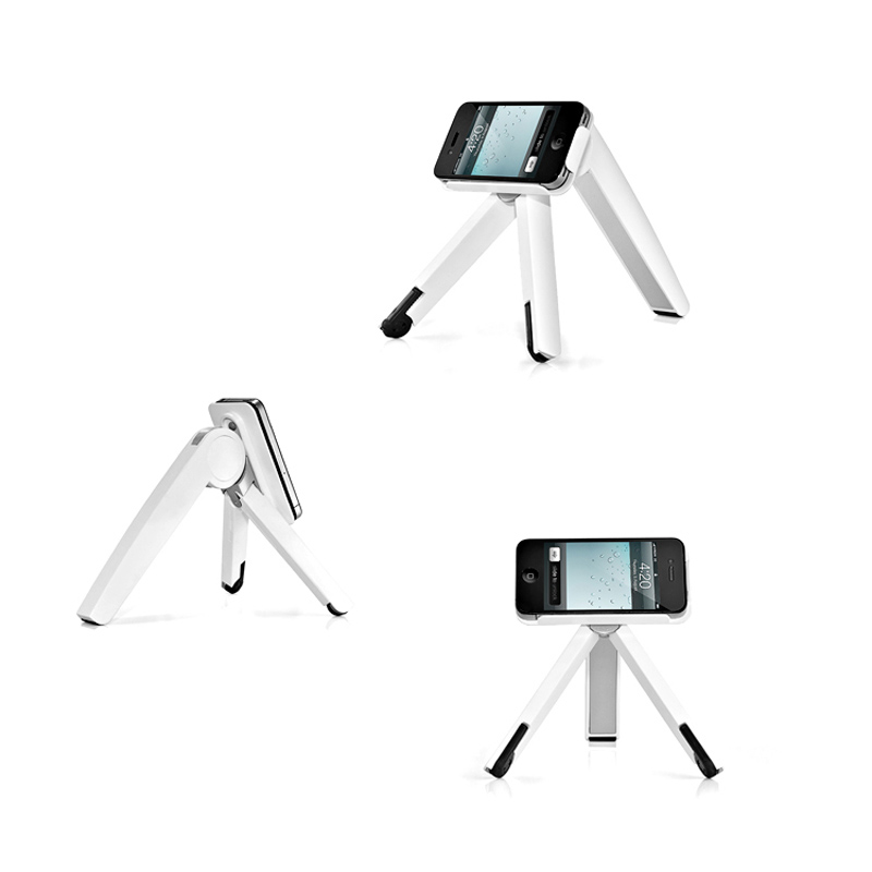 Portable Lazy Tablet Phone Notebook Aluminum Alloy Stand IPS11_2