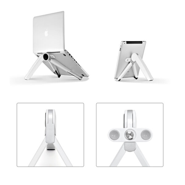 Portable Lazy Tablet Phone Notebook Aluminum Alloy Stand IPS11_3