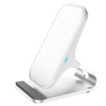 Wireless Base Charger For iPhone X 8 Plus Samsung S9 8 7 6 ICD08