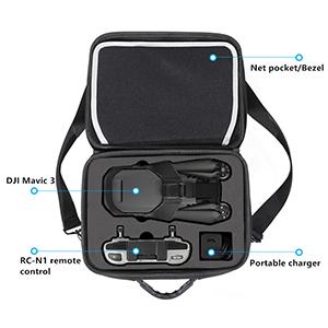 DJI One Shoulder Backpack Bag For Mavic Air Pro Suitcase MFB20