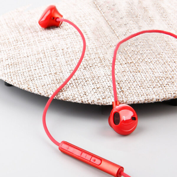 In Ear Heavy Subwoofer Stereo Music Phone Headphone With Microphone BTE12_2