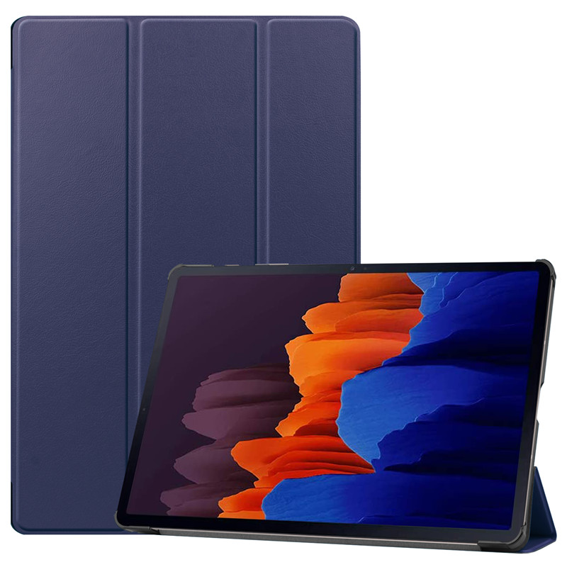 Best Leather Samsung Galaxy Tab S7 And Plus Cover SGTC07_2