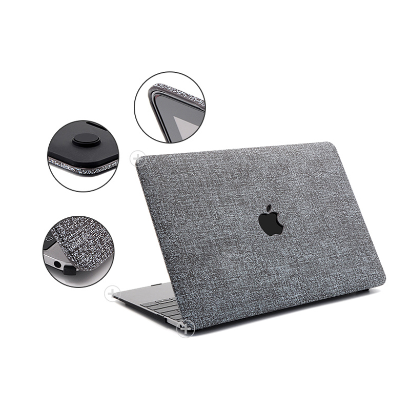 British Style Protective Cover For Macbook Air 11 13 Pro 13 15 Touch With Keyboard Skin MBPA11