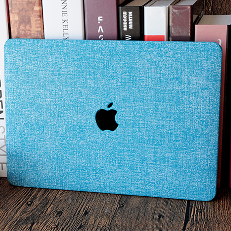 British Style Protective Cover For Macbook Air 11 13 Pro 13 15 Touch With Keyboard Skin MBPA11_3