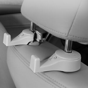 Creative Car Seat Back Hidden Multi-function Small Hook IPS12