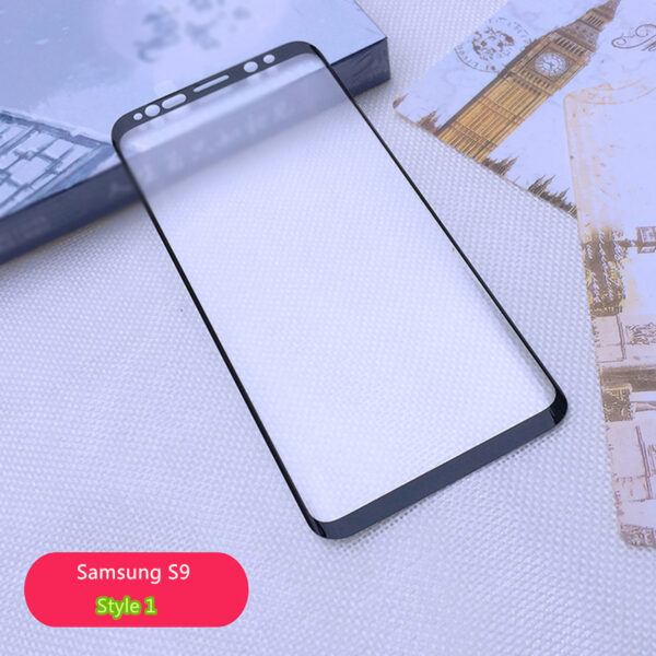 Full Coverage Tempered Film Screen Protector For Samsung Note 9 8 S9 8 IPASP10_3