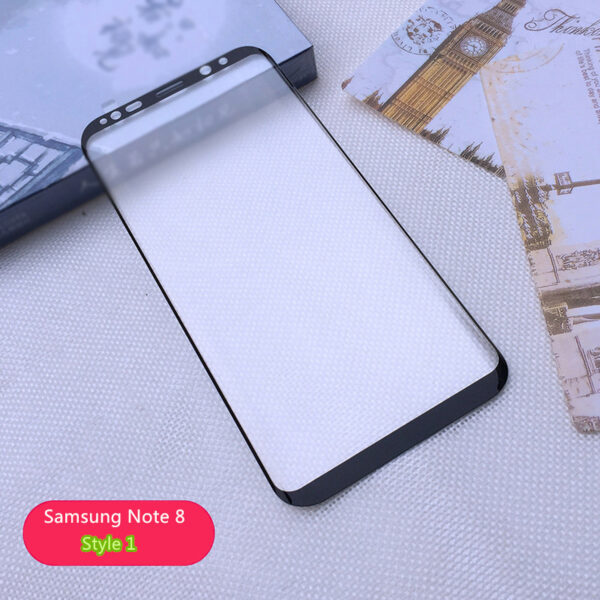 Full Coverage Tempered Film Screen Protector For Samsung Note 9 8 S9 8 IPASP10_5