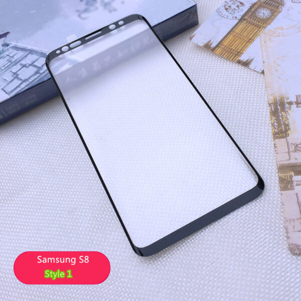 Full Coverage Tempered Film Screen Protector For Samsung Note 9 8 S9 8 IPASP10_7