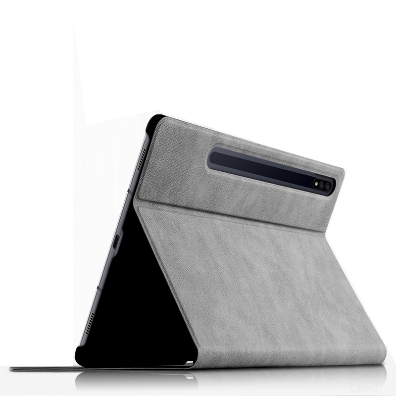 Painted Leather Samsung Tab S7 11 Inch Leather Cover SGTC08_4