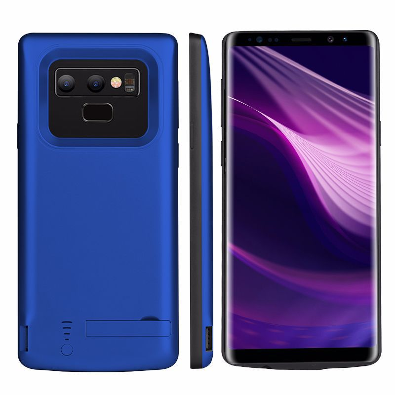 Protective 5000mAh Samsung Note 9 Charger Case Cover IPGC13_4
