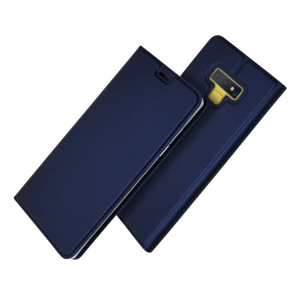 Perfect Clamshell Leather Case For Samsung Note 9 8 SGN904