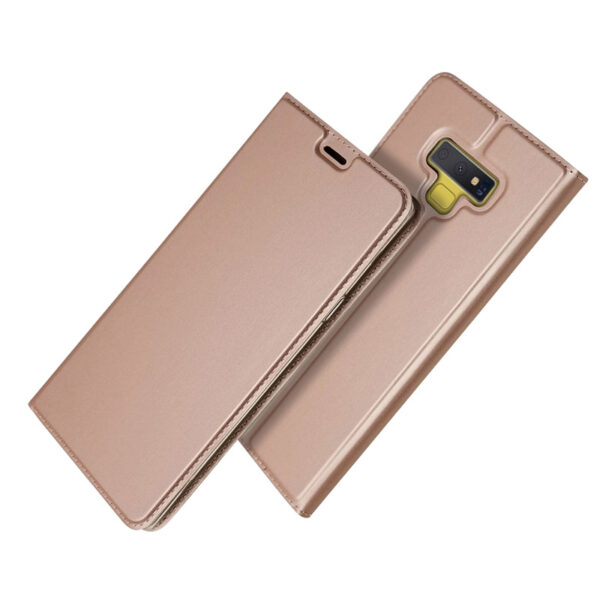 Perfect Clamshell Leather Case For Samsung Note 9 8 SGN904_3