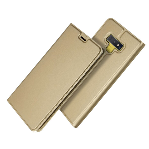 Perfect Clamshell Leather Case For Samsung Note 9 8 SGN904_4