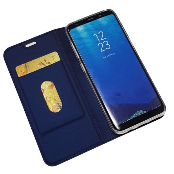 Perfect Clamshell Leather Case For Samsung Note 9 8 SGN904_6