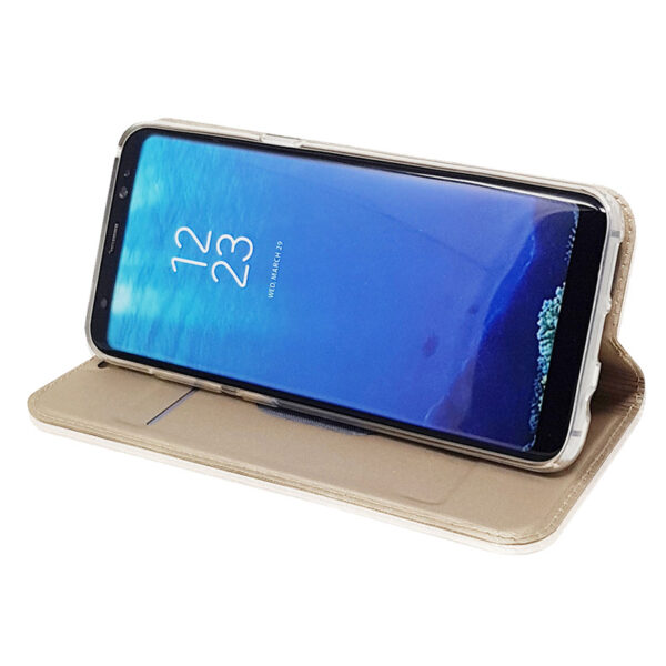 Perfect Clamshell Leather Case For Samsung Note 9 8 SGN904_7