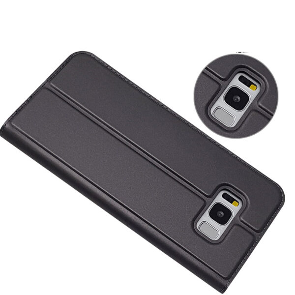 Perfect Clamshell Leather Case For Samsung Note 9 8 SGN904_8