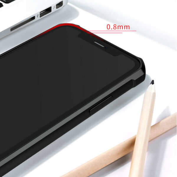 Protective Anti-fall iPhone 11 X XS Max Silicone Case Cover IPXSM04_8