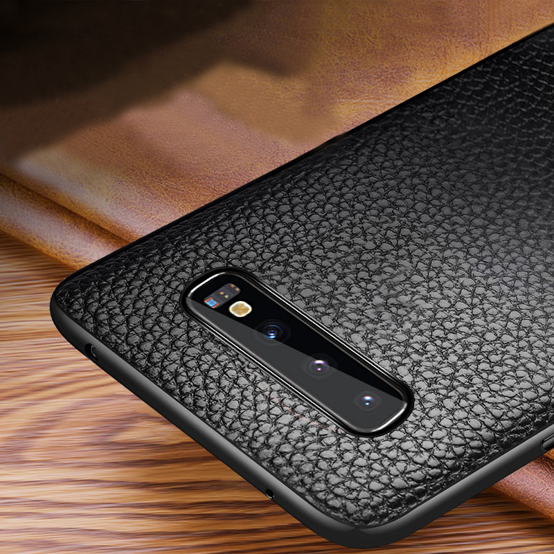 Real Leather Protective Samsung Note 9 Case Cover SGN903_7