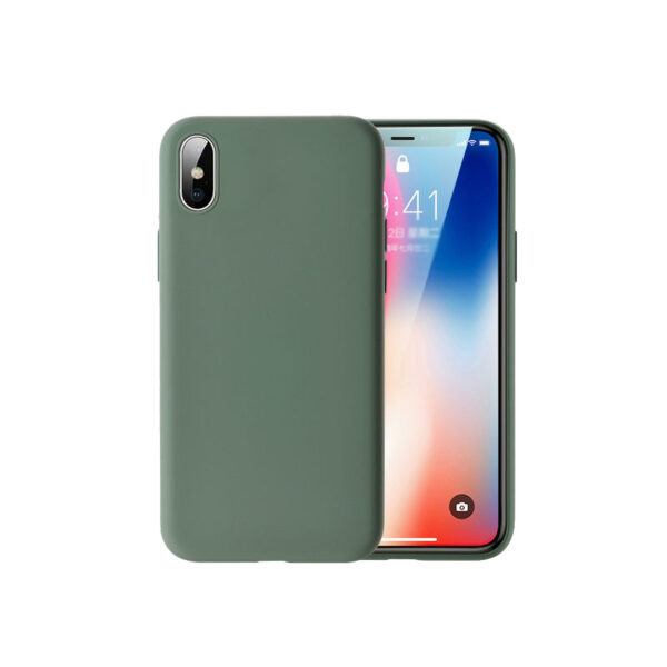 Ultra Thin All-inclusive iPhone X XS XR Max Silicone Case IPXSM01_2