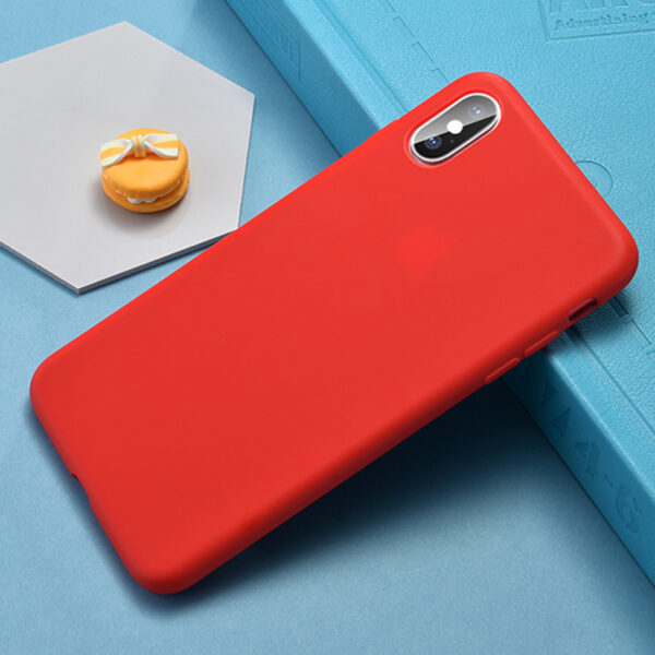 Ultra Thin All-inclusive iPhone X XS Max Silicone Case IPXSM01_8