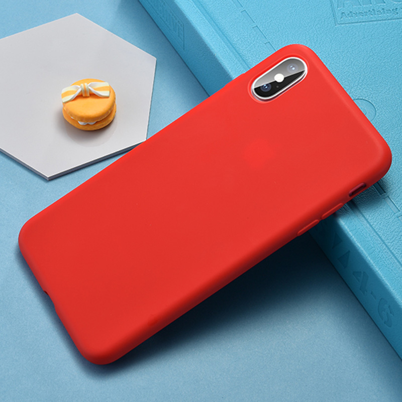 Ultra Thin All-inclusive iPhone X XS XR Max Silicone Case IPXSM01_8