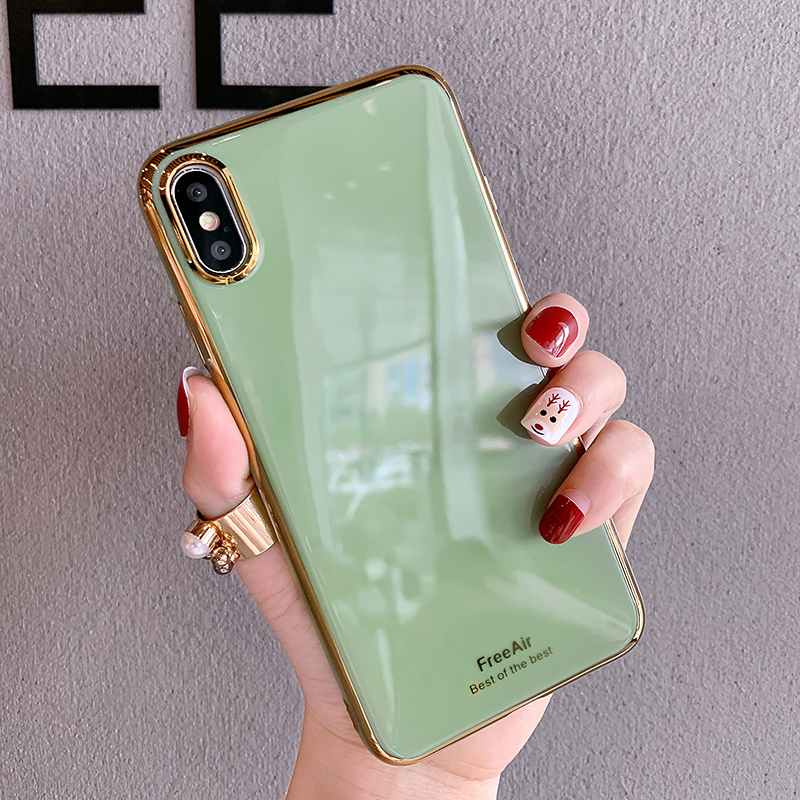 Embossed Pattern iPhone X XS MAX Case With Lanyard IPXSM05_2