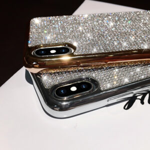 Glitter Diamond Silicone Case For iPhone 11 X XR XS Max IPXSM06_4