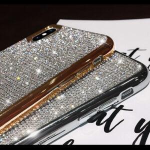 Glitter Diamond Silicone Case For iPhone 11 X XR XS Max IPXSM06_5