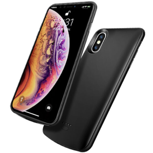 Perfect Thin 5000mAh Charger Case For iPhone XS Max XR IPGC14