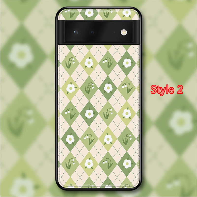 Perfect Marble Wood Pattern Case For Google Pixel 3 And XL GPC08_2