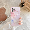 Creative All-inclusive Marble iPhone 12 11 Pro XS 7 8 Plus Case IPXSM07