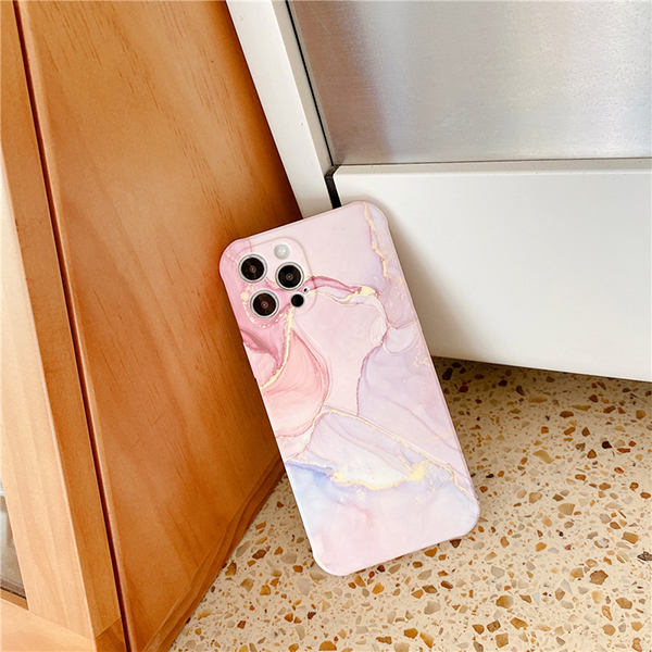 Creative All-inclusive Marble iPhone 7 8 X XR XS Max Silicone Case Cover IPXSM07_2