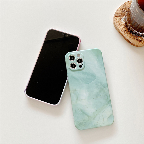 Creative All-inclusive Marble iPhone 7 8 X XR XS Max Silicone Case Cover IPXSM07_5