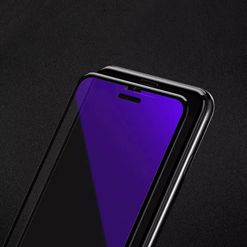 3D Anti-blue Full Screen Protector Tempered Film For iPhone XS XR Max IPASP11_5