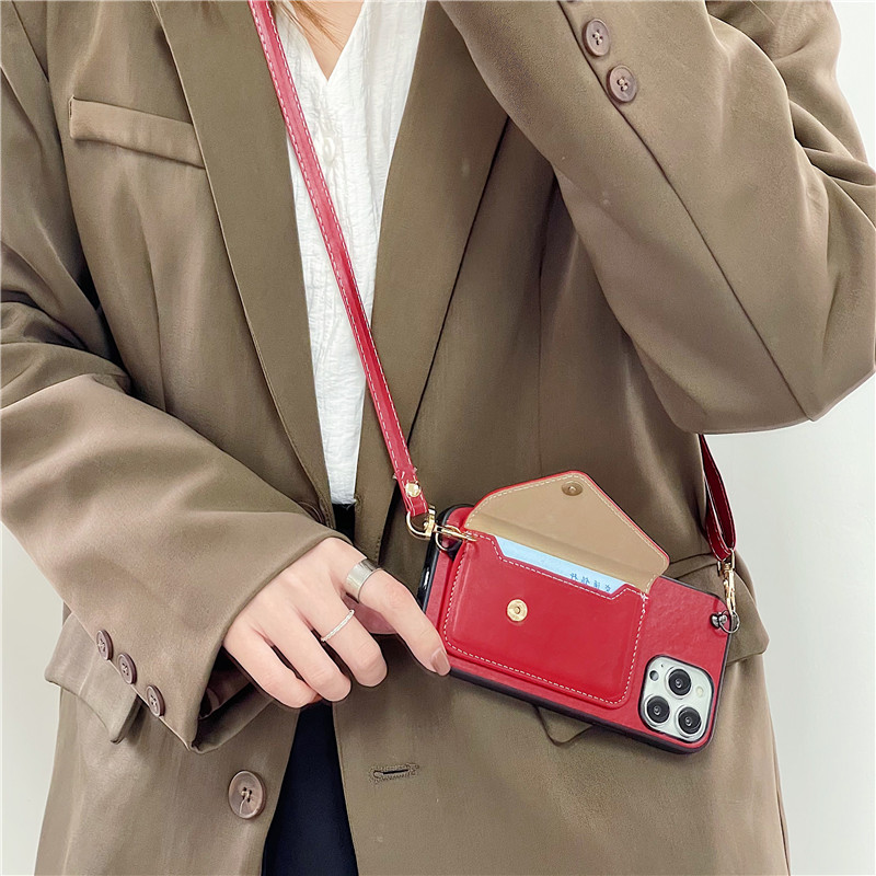 Protective Leather Case Cover For iPhone XS X And Max IPXSM08_2