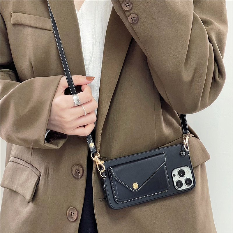 Protective Leather Case Cover For iPhone XS X And Max IPXSM08_4