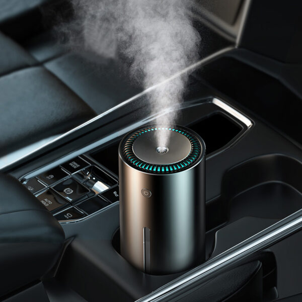 Car Humidifier Spray In-car Air Purifier Mini Oxygen Bar HMD02