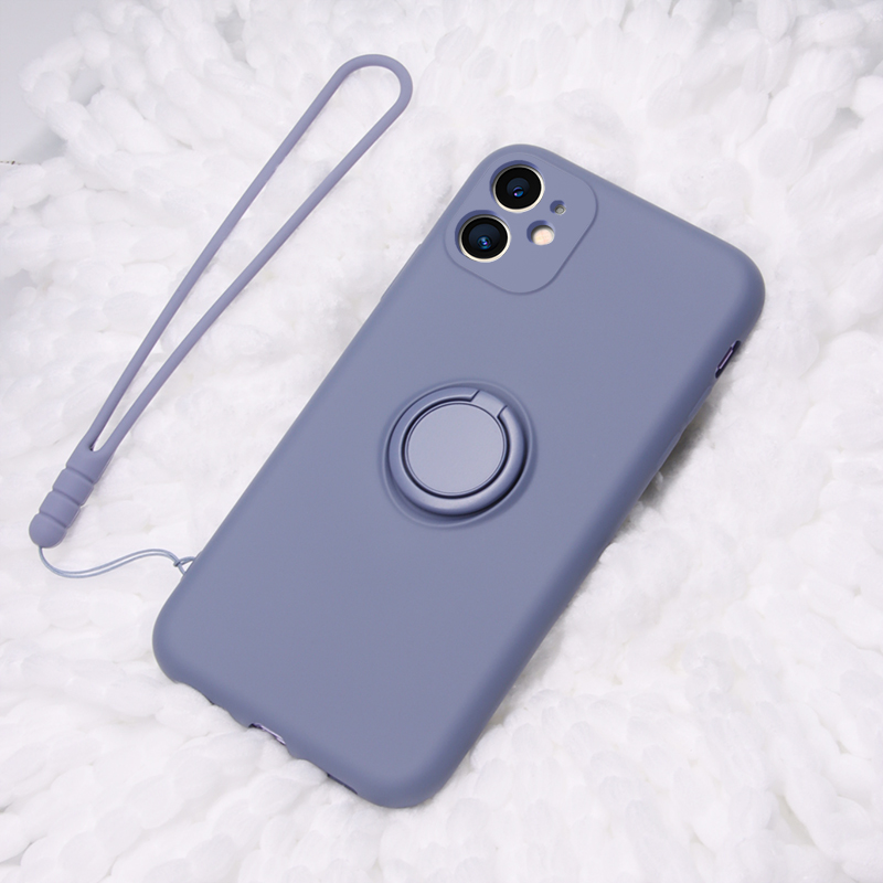 Protective Case With Ring Bracket For iPhone 11 XS XR Max IPXSM09