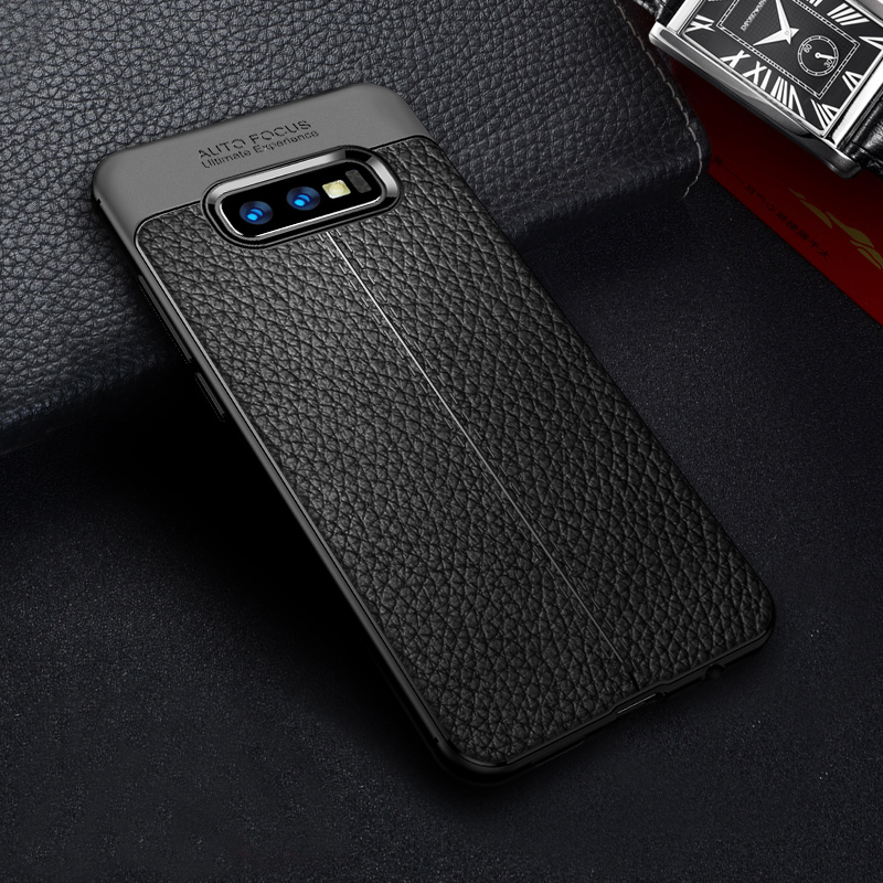 All-inclusive Silicone Samsung S10 Plus And Lite Case SGX01_3