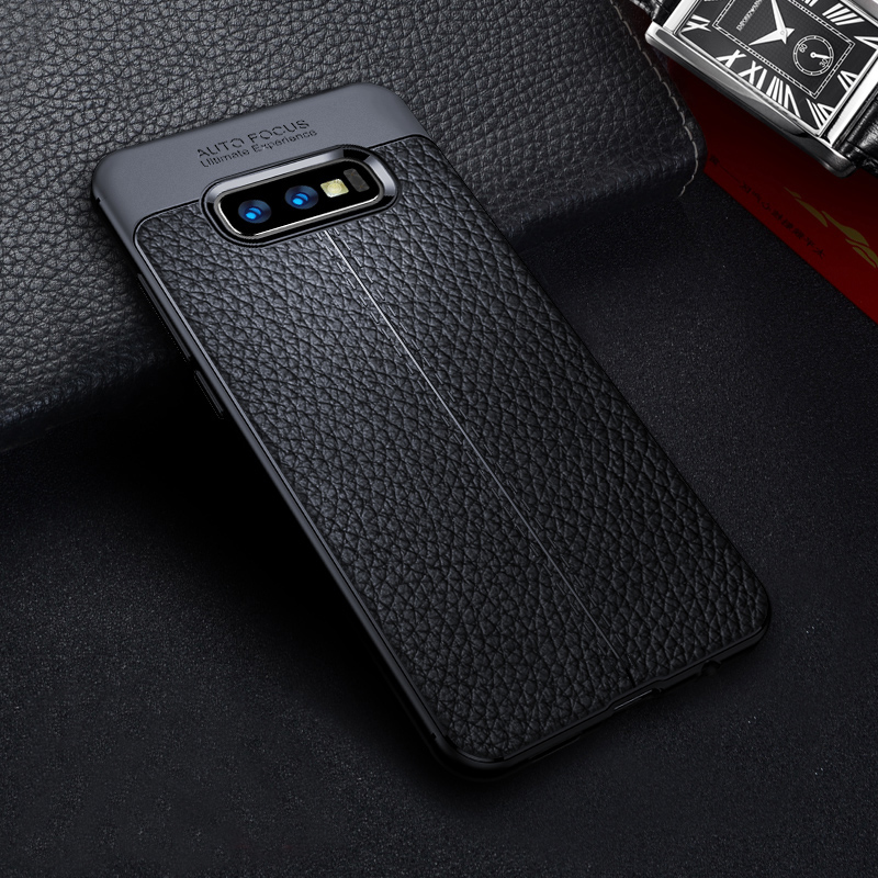 All-inclusive Silicone Samsung S10 Plus And Lite Case SGX01_4