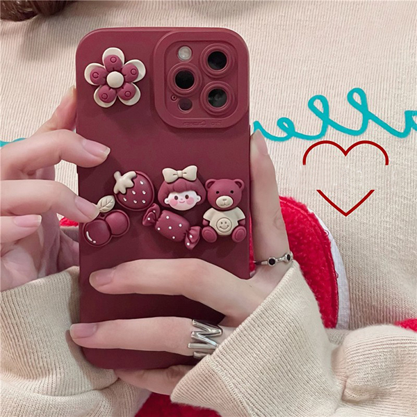 Leather Clamshell Case With Card Holder For Samsung S10 Plus Lite SGX03_2