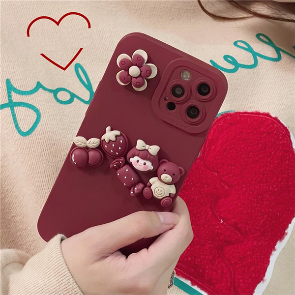 Leather Clamshell Case With Card Holder For Samsung S10 Plus Lite SGX03_4