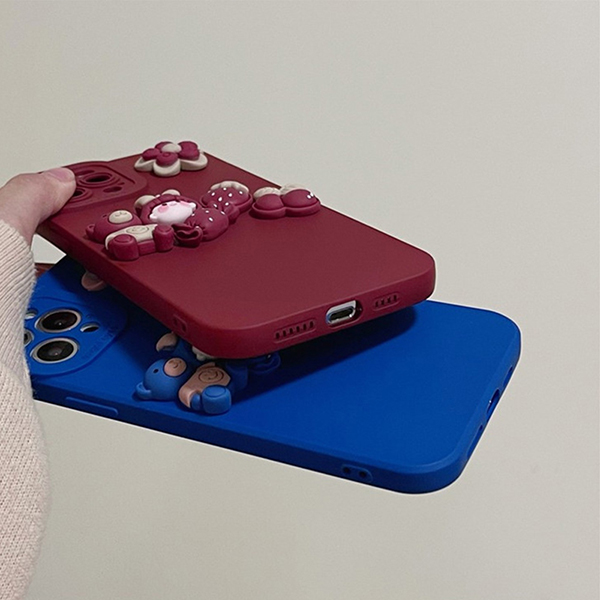 Leather Clamshell Case With Card Holder For Samsung S10 Plus Lite SGX03_8