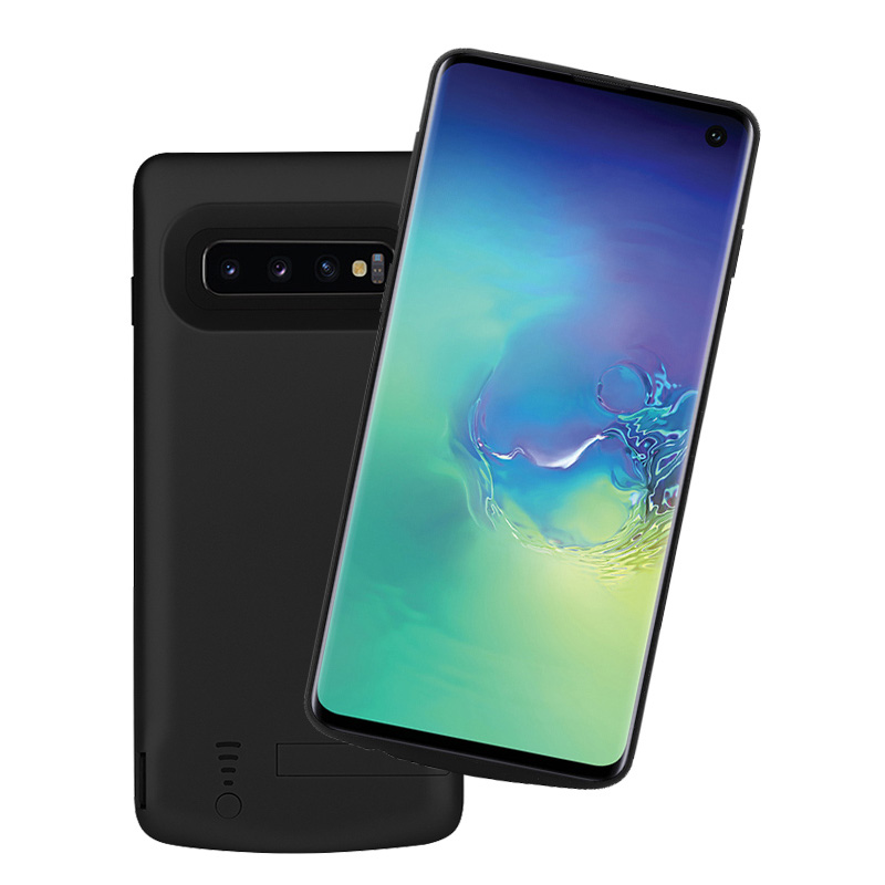 Perfect Samsung S10 Plus Elite 6000 mAh Charger Case SGX05
