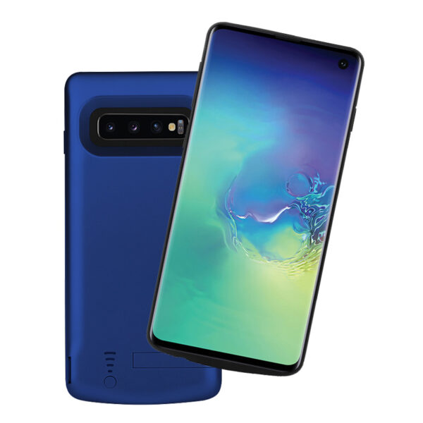 Perfect Samsung S10 Plus Elite 6000 mAh Charger Case SGX05_2